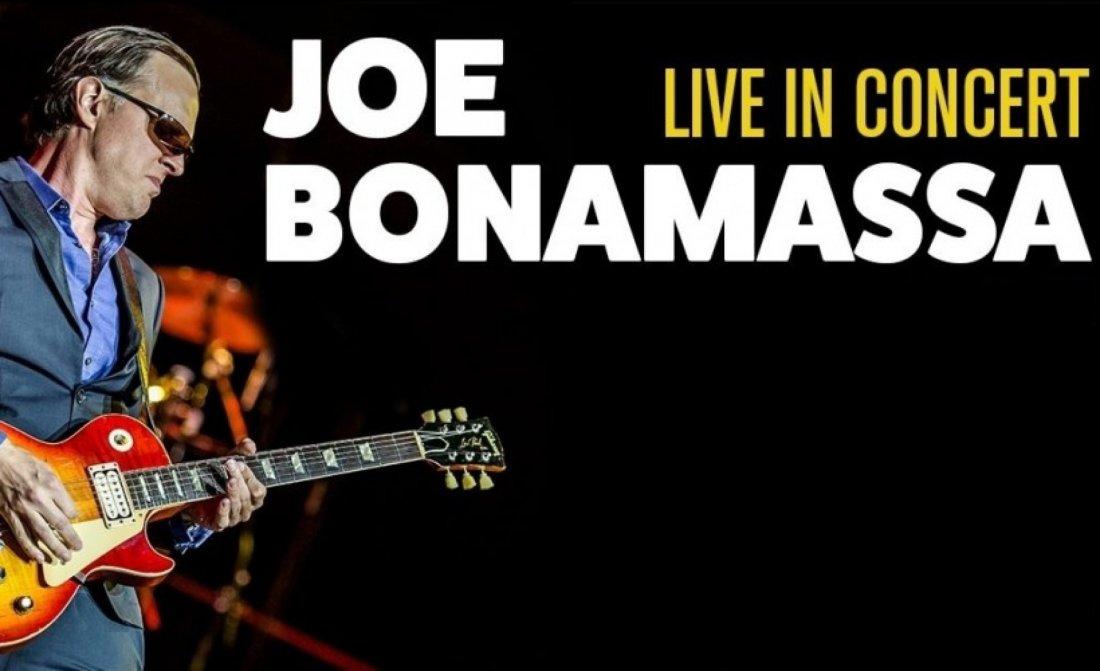 Joe Bonamassa Guitar Event of the Year