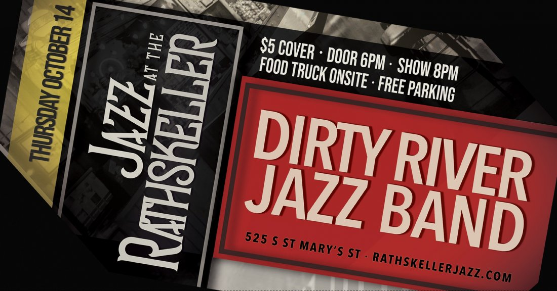 Jazz at the Rathskeller - Dirty River Jazz Band